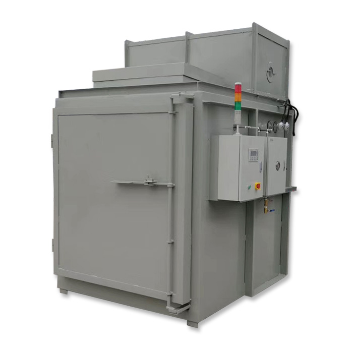 Heat Cleaning Oven - Thermal cleaning systems